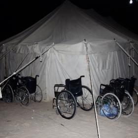 سوگواره دوم-عکس 12-امیر رضا فخری-پیاده روی اربعین از نجف تا کربلا