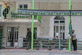 سوگواره سوم-عکس 26-محمد حسین صفری رودبار-جلسه هیأت فضای بیرونی
