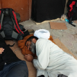 سوگواره سوم-عکس 2-سید محمد حسین صداقت کشفی-پیاده روی اربعین از نجف تا کربلا