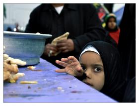 سوگواره چهارم-عکس 28-حمید رضا حبیبی محب سراج-پیاده روی اربعین از نجف تا کربلا