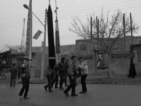 سوگواره سوم-عکس 1-حسین آذر-آیین های عزاداری
