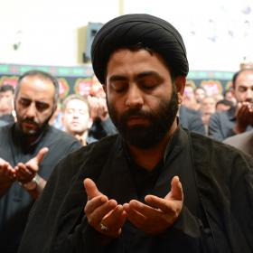 فراخوان ششمین سوگواره عاشورایی عکس هیأت-امیر مسعود اتحادی-بخش اصلی -جلسه هیأت