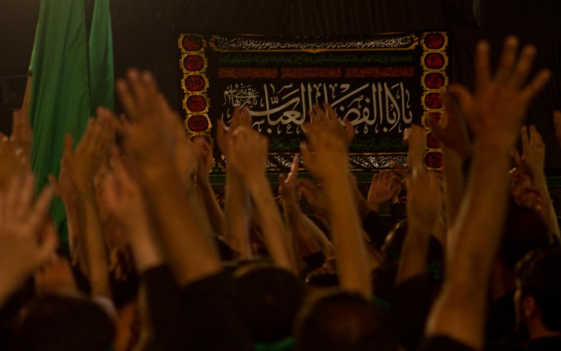 سوگواره سوم-عکس 9-محمد حسین ابراهیمی ورکیانی-جلسه هیأت فضای داخلی