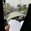 سوگواره سوم-عکس 9-امین رحیم آبادی-پیاده روی اربعین از نجف تا کربلا