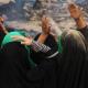 سوگواره چهارم-عکس 2-محمدرضا سعادتی-آیین های عزاداری