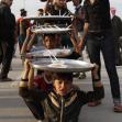 سوگواره پنجم-عکس 44-علی معصومی-پیاده روی اربعین از نجف تا کربلا