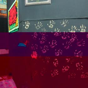 سوگواره دوم-عکس 11-سید صالح پورمعروفی-جلسه هیأت فضای بیرونی