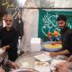 سوگواره اول-عکس 34-مسعود زندی شیرازی-جلسه هیأت فضای بیرونی