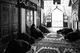 نهمین سوگواره عاشورایی عکس هیأت-مهدی طاهری-مجالس احیای امر اهلالبیت علیهمالسلام