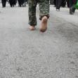 سوگواره سوم-عکس 41-سیده هاله حیدری-پیاده روی اربعین از نجف تا کربلا