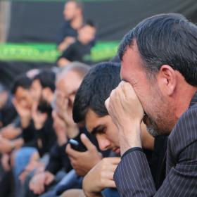 سوگواره پنجم-عکس 5-محمد رحمانی-جلسه هیأت