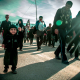 سوگواره سوم-عکس 6-امید نائینی-پیاده روی اربعین از نجف تا کربلا