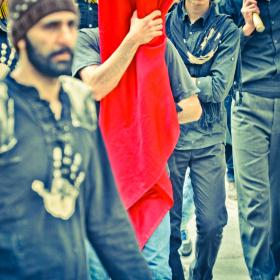 سوگواره دوم-عکس 43-امیر حسین علیداقی-جلسه هیأت فضای داخلی