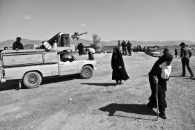 سوگواره چهارم-عکس 19-مرتضی امین الرعایایی-آیین های عزاداری