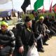 سوگواره چهارم-عکس 2-روح الله  خانیان ایوریق-پیاده روی اربعین از نجف تا کربلا