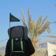 سوگواره دوم-عکس 8-ابوذر کمال-پیاده روی اربعین از نجف تا کربلا