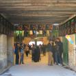سوگواره چهارم-عکس 5-مریم  رضاییان-جلسه هیأت فضای بیرونی