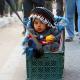 سوگواره پنجم-عکس 43-امین رحیم آبادی-پیاده روی اربعین از نجف تا کربلا