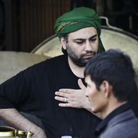 سوگواره چهارم-عکس 12-محمدرضا پیمان-آیین های عزاداری