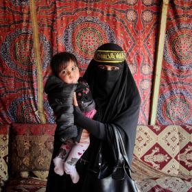 سوگواره سوم-عکس 104-حسین استوار -پیاده روی اربعین از نجف تا کربلا