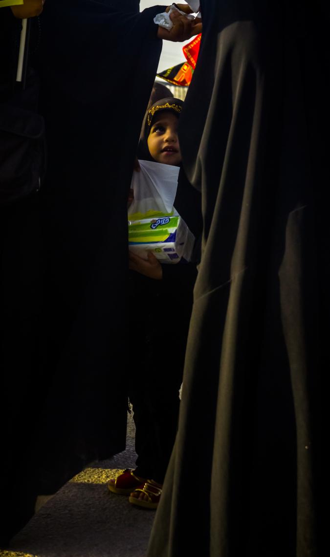 سوگواره پنجم-عکس 4-سید محمد امین کاظمی-پیاده روی اربعین از نجف تا کربلا