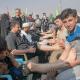 سوگواره چهارم-عکس 5-عبدالمجید اکبری-پیاده روی اربعین از نجف تا کربلا