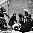 سوگواره پنجم-عکس 7-فاطمه سادات رضاتوفیق-پیاده روی اربعین از نجف تا کربلا