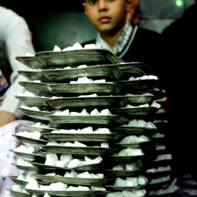 سوگواره دوم-عکس 1-محمد رضا پارسا-جلسه هیأت فضای بیرونی