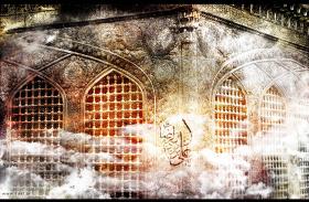 سوگواره اول-پوستر 2-محسن رضایی-پوستر هیأت