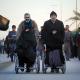سوگواره سوم-عکس 36-محمد حسن صلواتی-پیاده روی اربعین از نجف تا کربلا