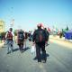 سوگواره پنجم-عکس 41-مجید پناهی-پیاده روی اربعین از نجف تا کربلا
