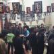 سوگواره پنجم-عکس 8-محمدحسین شیرزادی-جلسه هیأت فضای بیرونی