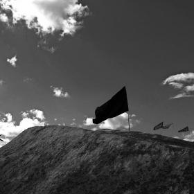 سوگواره پنجم-عکس 51-پویا بیات-جلسه هیأت فضای بیرونی