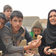 سوگواره سوم-عکس 13-احسان ارباب پوری-پیاده روی اربعین از نجف تا کربلا