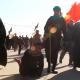 سوگواره دوم-عکس 3-محمد  آهنگر-پیاده روی اربعین از نجف تا کربلا