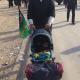 سوگواره دوم-عکس 1-رضا جودی-پیاده روی اربعین از نجف تا کربلا