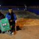 سوگواره سوم-عکس 89-حسین استوار -پیاده روی اربعین از نجف تا کربلا