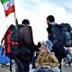 سوگواره پنجم-عکس 6-محمد حسین صادقی-پیاده روی اربعین از نجف تا کربلا