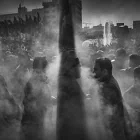سوگواره چهارم-عکس 19-هادی دهقان پور-آیین های عزاداری