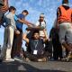 سوگواره پنجم-عکس 22-محمد  آهنگر-پیاده روی اربعین از نجف تا کربلا