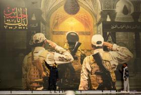 سوگواره چهارم-عکس 40-سید مصطفی عطاری-پیاده روی اربعین از نجف تا کربلا