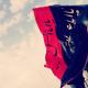 سوگواره سوم-عکس 4-سید پوریا علوی-پیاده روی اربعین از نجف تا کربلا