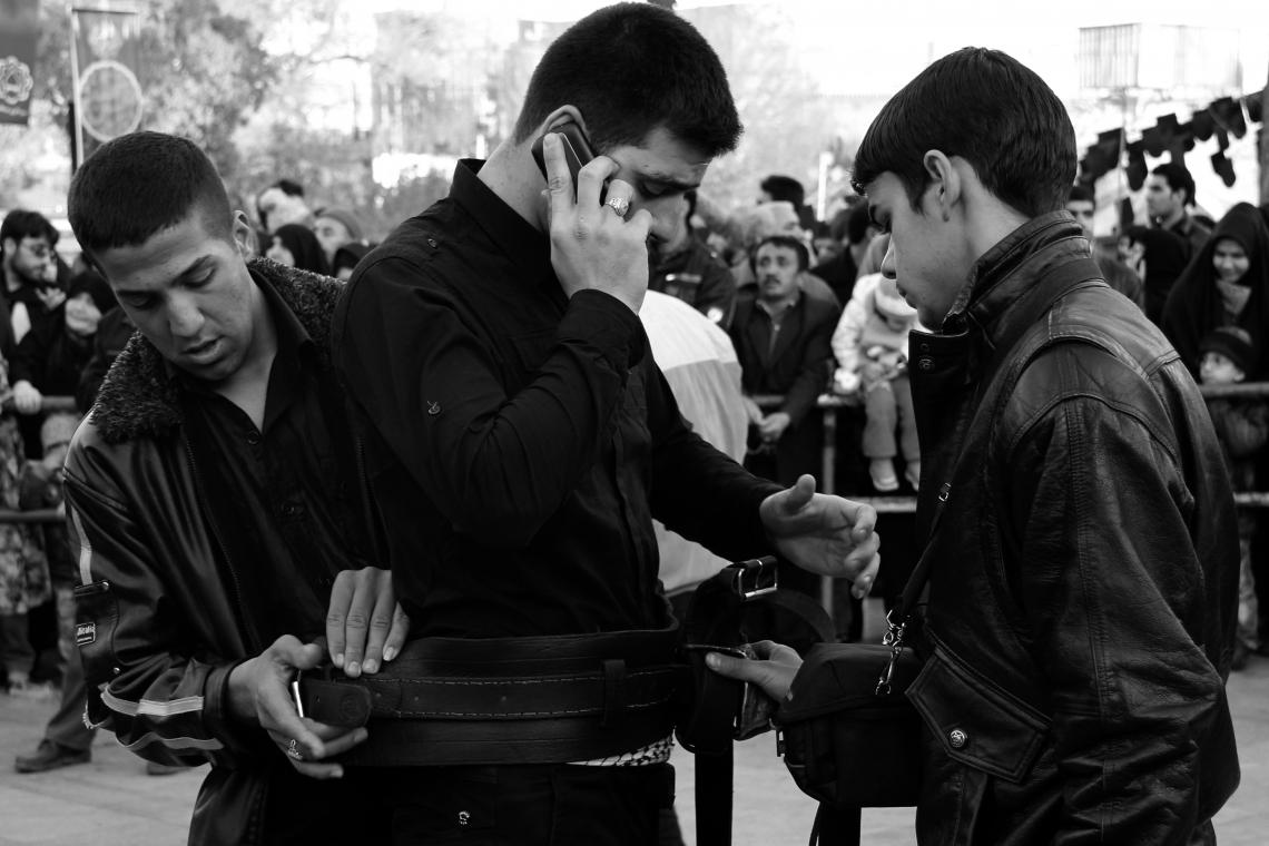 سوگواره سوم-عکس 101-علی ناصری-آیین های عزاداری