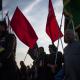 سوگواره چهارم-عکس 14-حامد ایلخان-پیاده روی اربعین از نجف تا کربلا