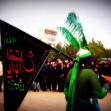 سوگواره سوم-عکس 2-مرتضی یزدان پناه-آیین های عزاداری