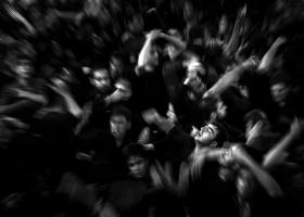 سوگواره سوم-عکس 2-منصوره قلیچی-آیین های عزاداری