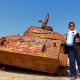 سوگواره پنجم-عکس 8-مصطفی عبیداوی-پیاده روی اربعین از نجف تا کربلا