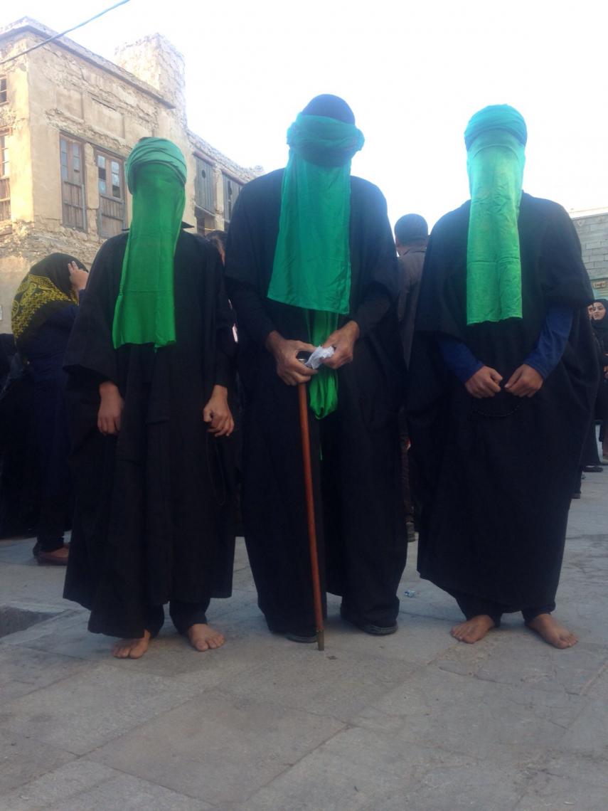 سوگواره چهارم-عکس 26-سید محمد حسین موسوی نژاد-آیین های عزاداری