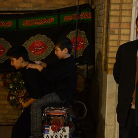 سوگواره پنجم-عکس 31-امیر مسعود اتحادی-جلسه هیأت