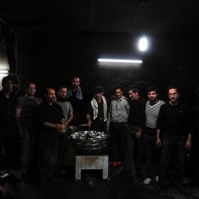 سوگواره چهارم-عکس 132-امیر حسین علیداقی-جلسه هیأت یادبود